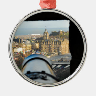 Edinburgh Metal Ornament