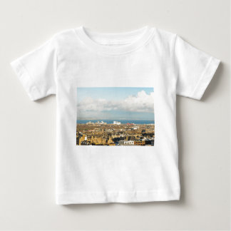 Edinburgh panorama baby T-Shirt