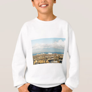 Edinburgh panorama sweatshirt