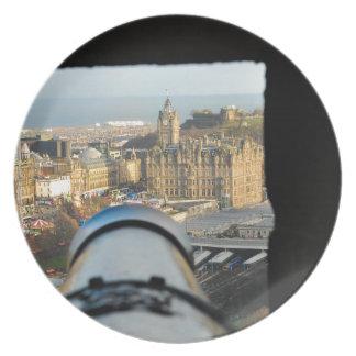 Edinburgh Party Plate