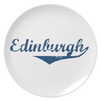 Edinburgh Plate