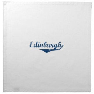 Edinburgh Printed Napkin