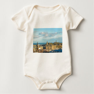 Edinburgh, Scotland Baby Bodysuit
