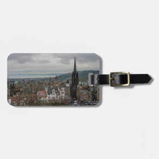 Edinburgh, Scotland Bag Tag