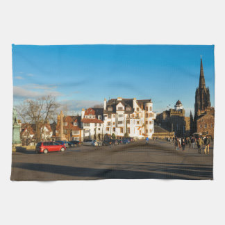 Edinburgh, Scotland Kitchen Towel