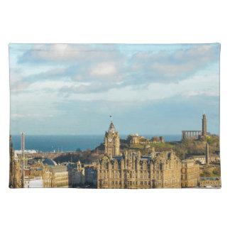Edinburgh, Scotland Placemats