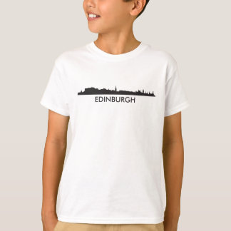 Edinburgh Scotland Skyline T-Shirt