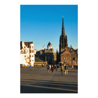 Edinburgh, Scotland Stationery Paper