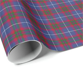 Edinburgh Scotland Tartan Pattern