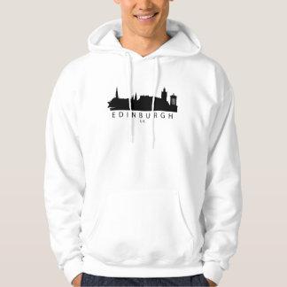 Edinburgh Scotland UK Skyline Hoodie