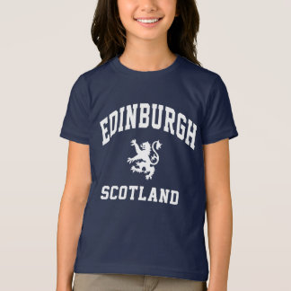 Edinburgh Scottish T-Shirt