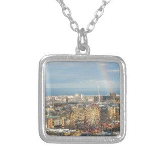 Edinburgh Silver Plated Necklace
