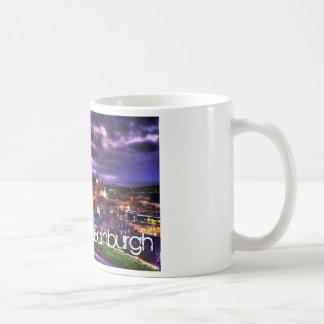 Edinburgh Skyline Mug