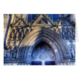 Edinburgh St Giles Cathedral Card