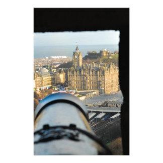 Edinburgh Stationery Design