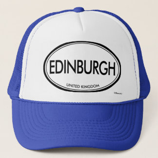 Edinburgh, United Kingdom Trucker Hat