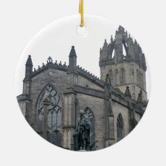 Edinburgh's St Giles Cathedral Ceramic Ornament