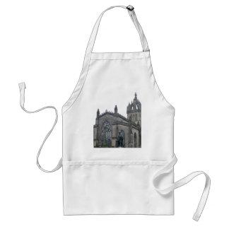 Edinburgh's St Giles Cathedral Standard Apron
