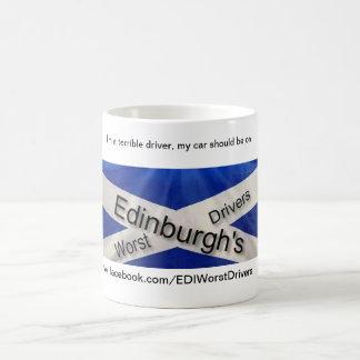 Edinburgh's Worst Drivers - I'm a terrible driv... Coffee Mug
