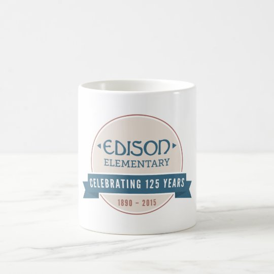 Edison 125th Anniversary Mug