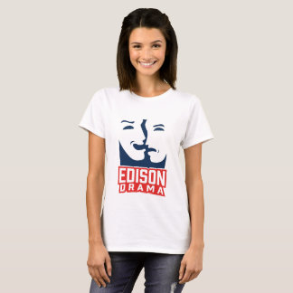 Edison Drama Ladies T-Shirt