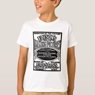 Edison's Talking Pictures 1913 T-Shirt