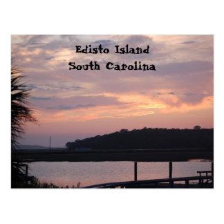 Edisto Island Postcard