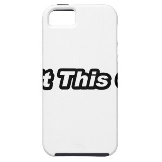 Edit This Gift iPhone 5 Cover