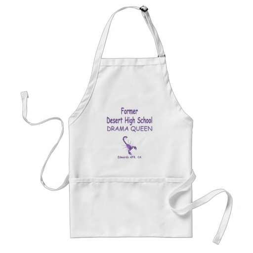 Editable Former DHS Aprons
