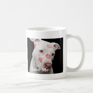 Editable Pitbull Lover Coffee Mug