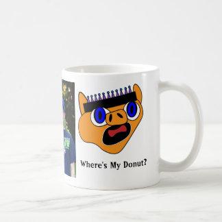 Editable Wallace Faddelpaddel Coffee Mug
