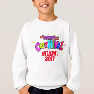 (Editable Year) Ah Come fuh Carnival Sweatshirt
