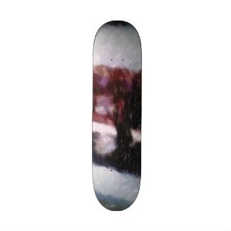 Edited photo Living room Skateboards