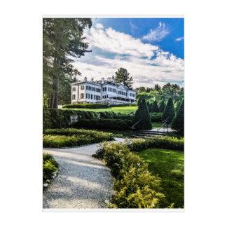 Edith Wharton Mansion Acrylic Print