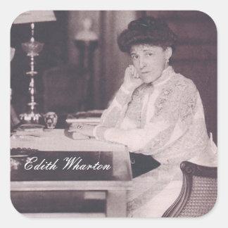 Edith Wharton Stickers