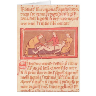 edition of 'Book of Surgery' by Rogier de Salerne Card