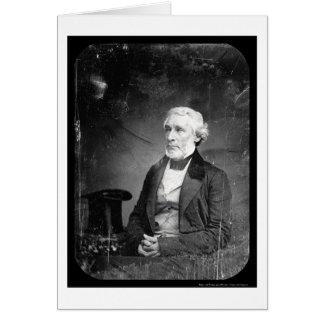 Editor James Bennett Daguerreotype 1851 Card