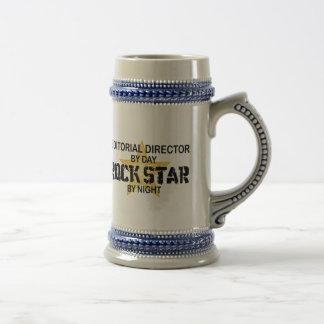 Editorial Dir Rock Star Night Beer Stein