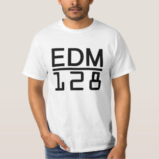 edm/128-white_t T-Shirt