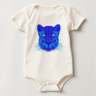 EDM Electronic Dance Music Techno Neon Rave T-Shir Baby Bodysuit