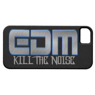 EDM KILL THE NOISE iPhone 5 COVER