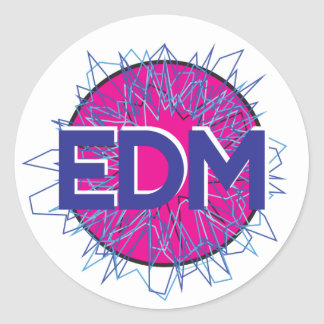 EDM Rave Stickers