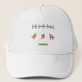 EDMON TRUCKER HAT