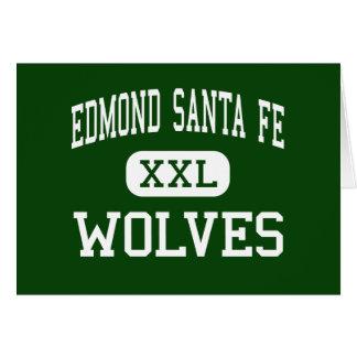 Edmond Santa Fe - Wolves - High - Edmond Oklahoma Card