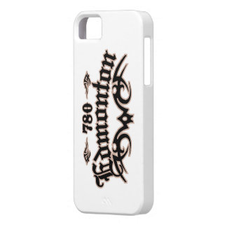 Edmonton 780 iPhone 5 case