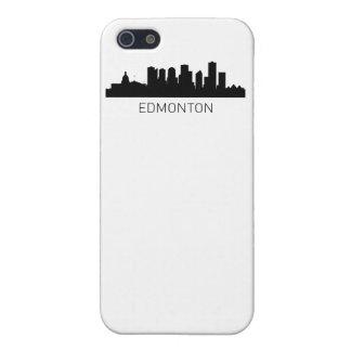 Edmonton Alberta Cityscape Case For The iPhone 5
