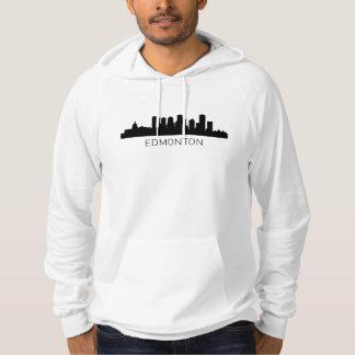 Edmonton Alberta Cityscape Hoodie