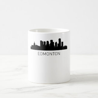 Edmonton Alberta Cityscape Magic Mug