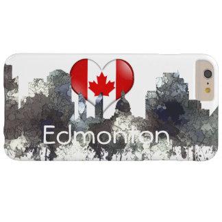 Edmonton Alta. Skyline-CRISP Barely There iPhone 6 Plus Case