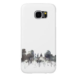 Edmonton Alta. Skyline-CRISP Samsung Galaxy S6 Cases